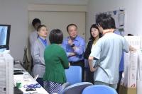 中華人民共和国より医師・看護師が施設見学のため来院しました