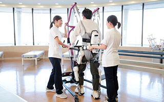 ロボットスーツ医療用HAL(ハル)