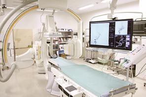 フルデジタル血管撮影装置